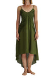 'Ray' Dress - Green - zootzu