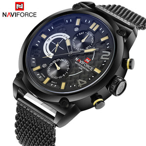 NAVIFORCE Mens' Executive Wirst Watch N9068-2
