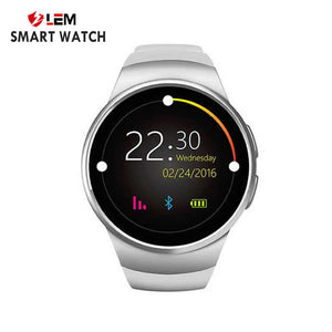 LEM Smart Watch Compartible with most IOS and Android Smart Phones