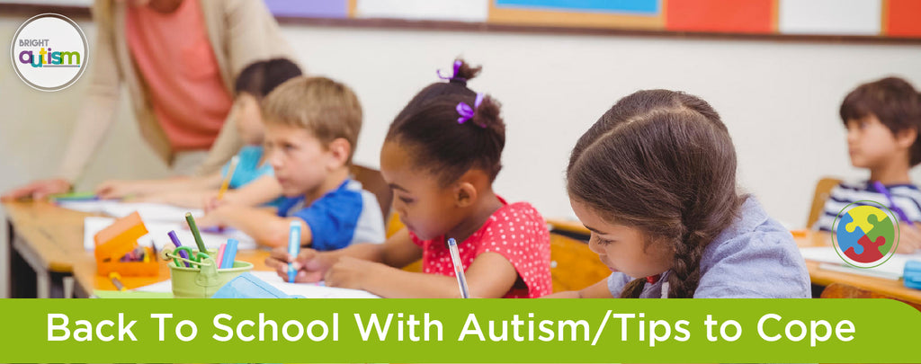 Back To School With Autism | Tips To Cope