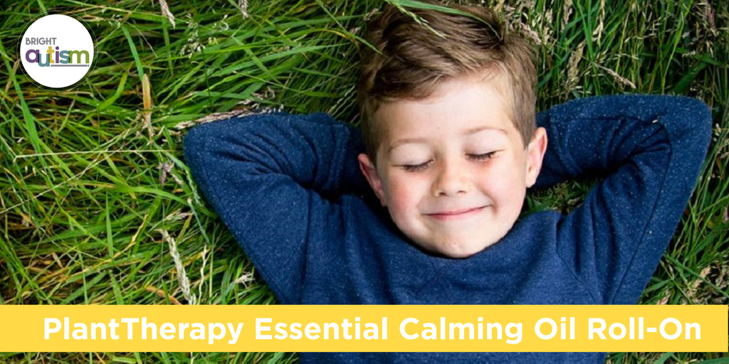 PlantTherapy Essential Calming Oil Roll-On