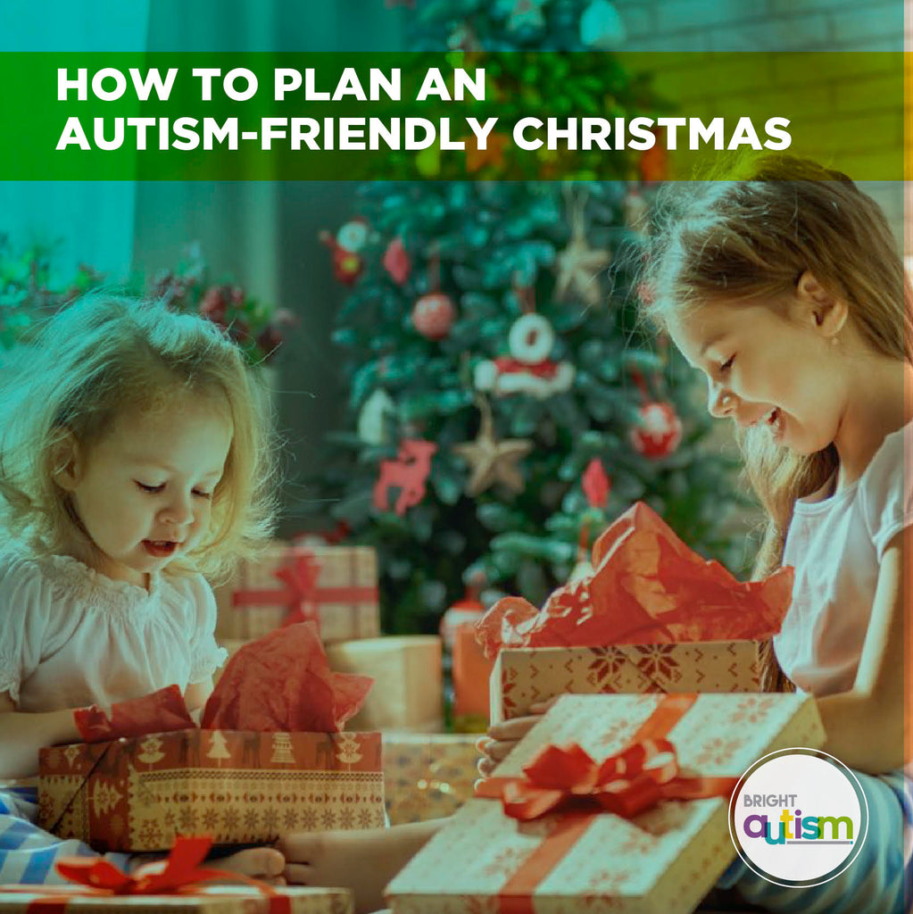 How to Plan an Autism-friendly Christmas