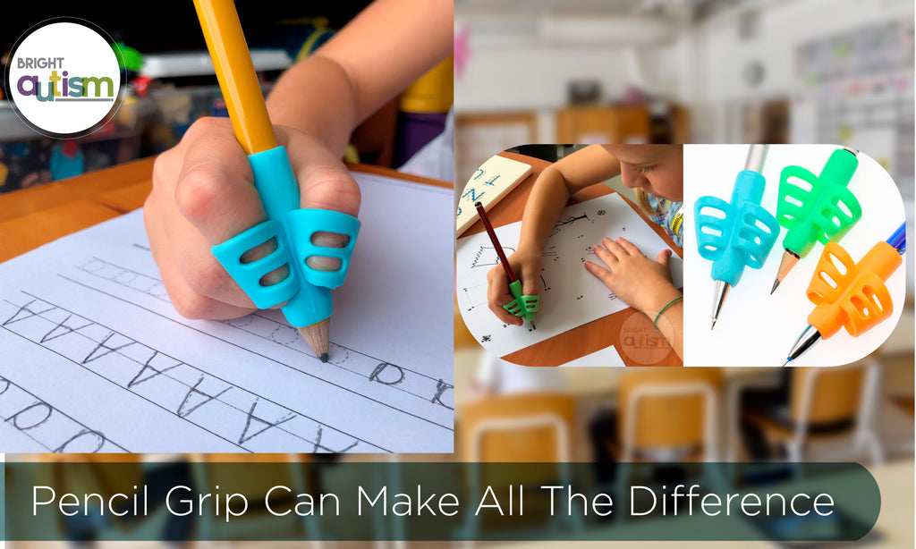 Pencil Grip Can Make All The Difference
