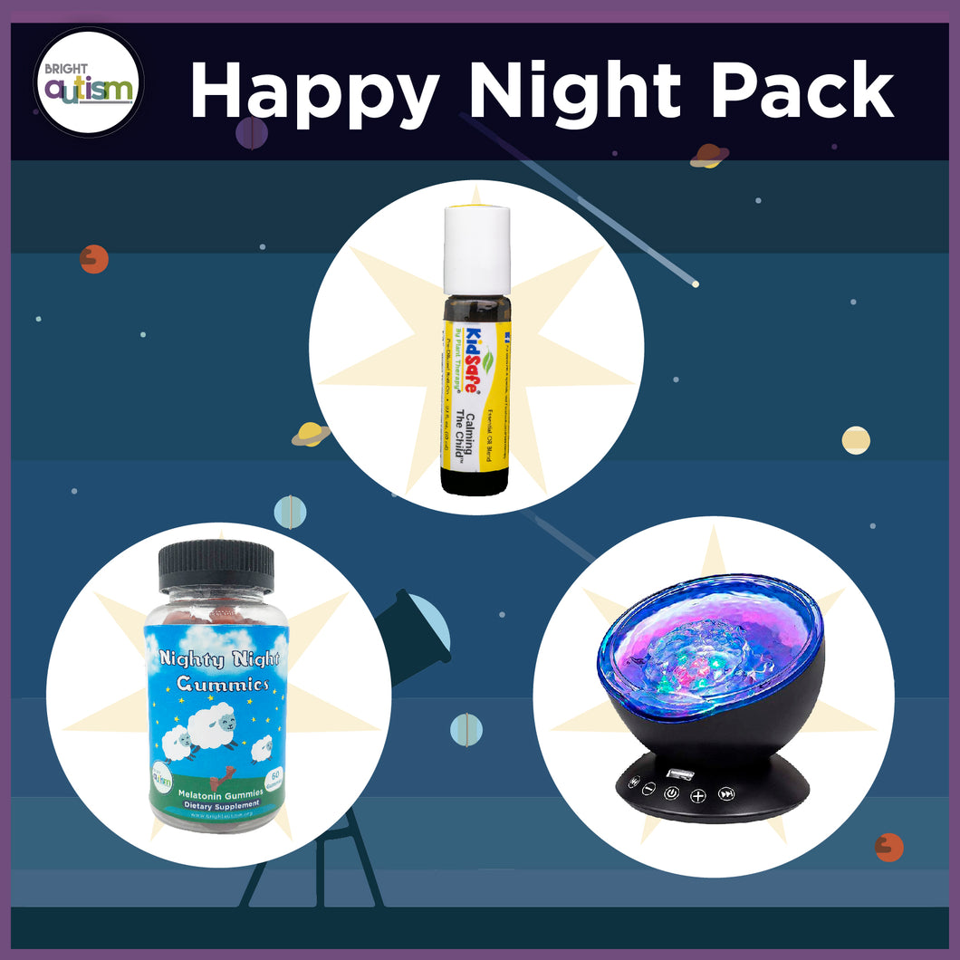 Happy Night Pack (15% DISCOUNT)