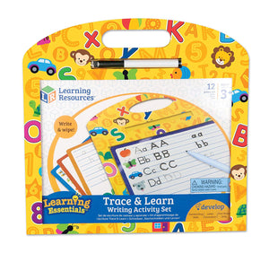 Trace & Learn - Writing Activity Set