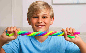 Neon Stretchy String Sensory Toy (3pack)