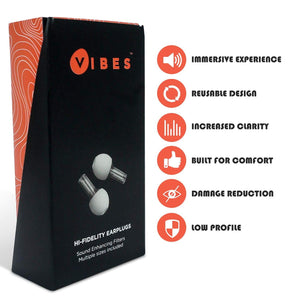 Vibes Earplugs for Autism