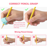 Ergonomic Training Pencil Holder - Double Thumb (3pack)