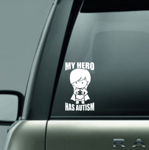 Hero Sticker