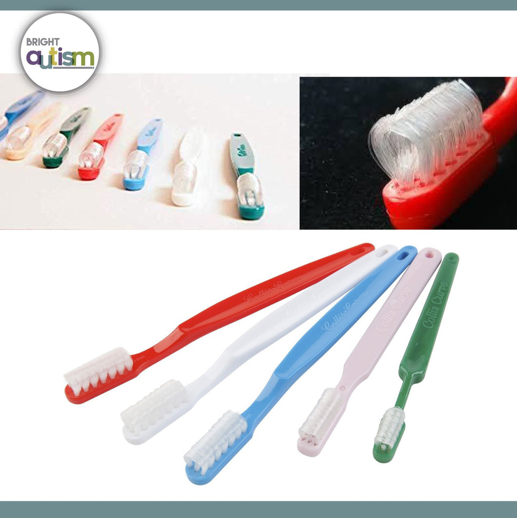 CollisCurve™ - Special Needs Toothbrush