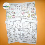 Autism Educational Homeschooling Pack