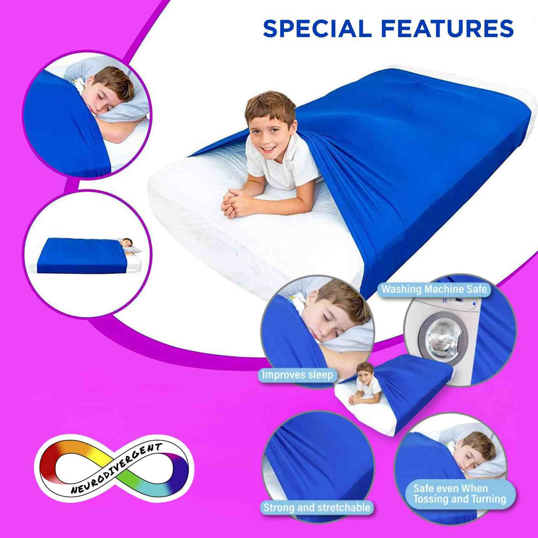 TightySheet™- Sensory Compression Bed Sheet
