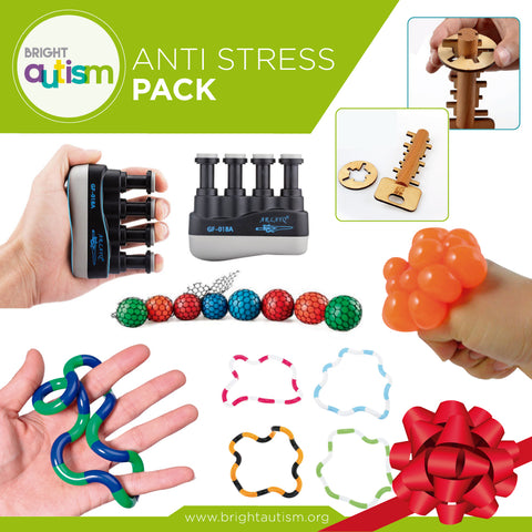 Anti-Stress Pack For Autism & Special Needs