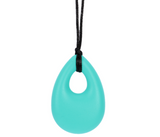 Food Grade Teardrop Pendant