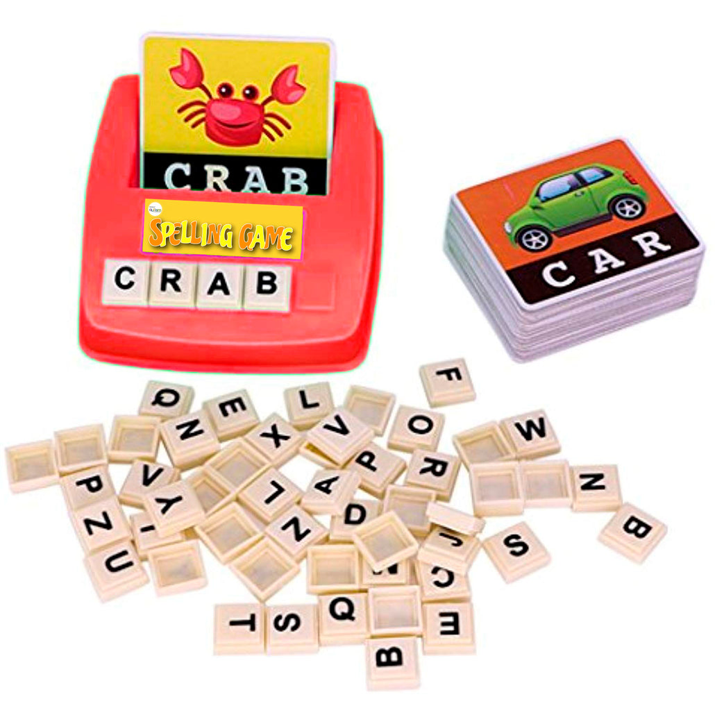 Vocabulary Fun Spelling Game
