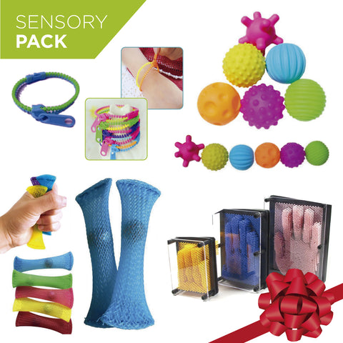 Sensory Pack For Autism & Special Needs