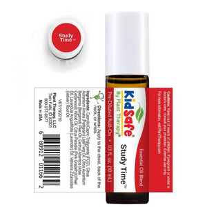 PlantTherapy Study Time Essential Oil Roll-On -10ml