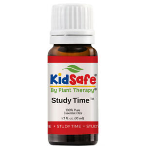 PlantTherapy Study Time Essential Oil-10ml