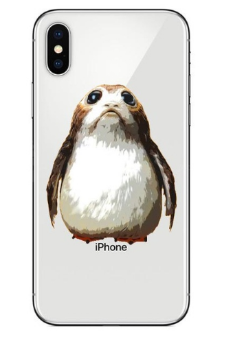 Star Wars Porg iPhone Case