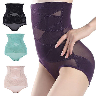 Slimming High Waist Abdomen Control