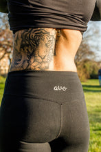Load image into Gallery viewer, The Senara Legging - Smooth Black - Women's Petite Leggings - Avo Activewear Ltd