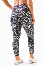 Load image into Gallery viewer, The Gemini Legging - Leopard Print - Women's Petite Leggings - Avo Activewear Ltd
