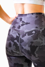 Load image into Gallery viewer, The Gemini Legging - Camo Print - Women's Petite Leggings - Avo Activewear Ltd