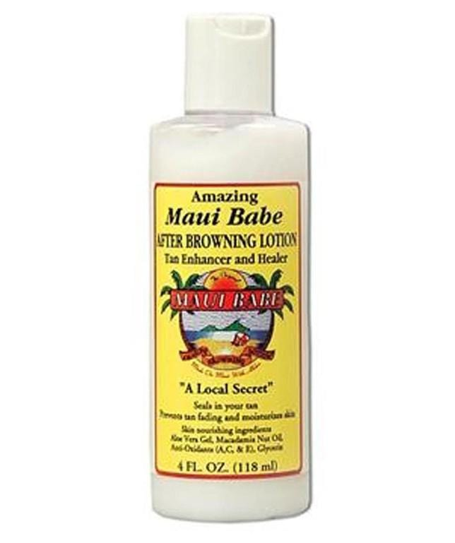 Maui Babe After Sun Browning Lotion 4oz