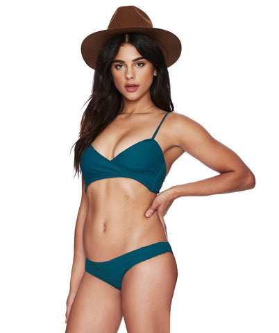 Hawaiian Dream Tubular Tunnel Bikini Bottom