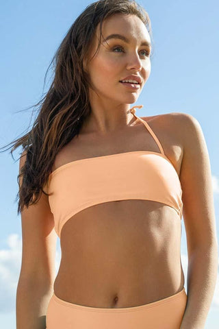 Line Of Sight Underwire Bikini Top