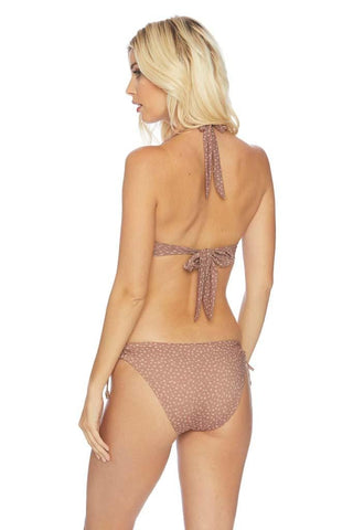 Gypsy Garden Tie Side Bikini Bottom