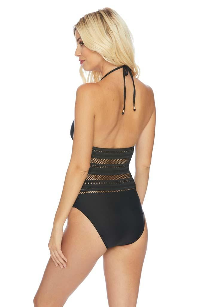 Heart a Flutter Halter One Piece