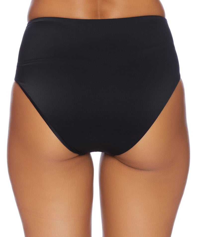 Liquid By Luxe Ruched High Waist Bottom