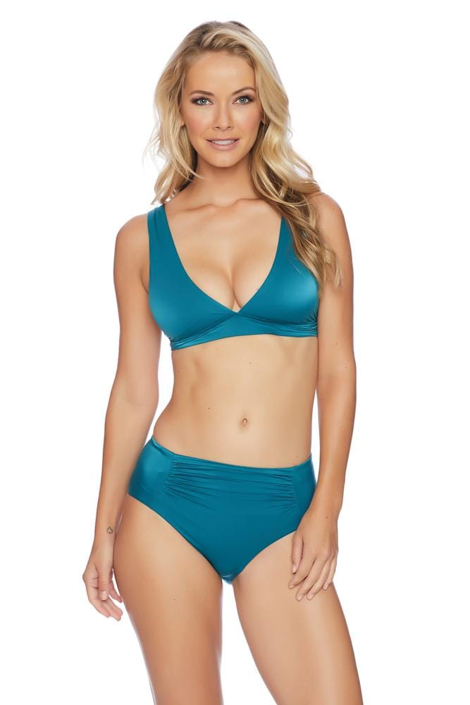 Liquid By Luxe Wide Strap Halter Top