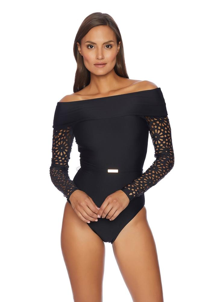 Aphrodite Long Sleeve One Piece