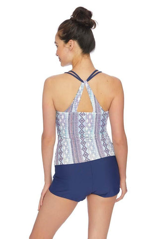 Morning Routine Third Eye 3 Tankini Top