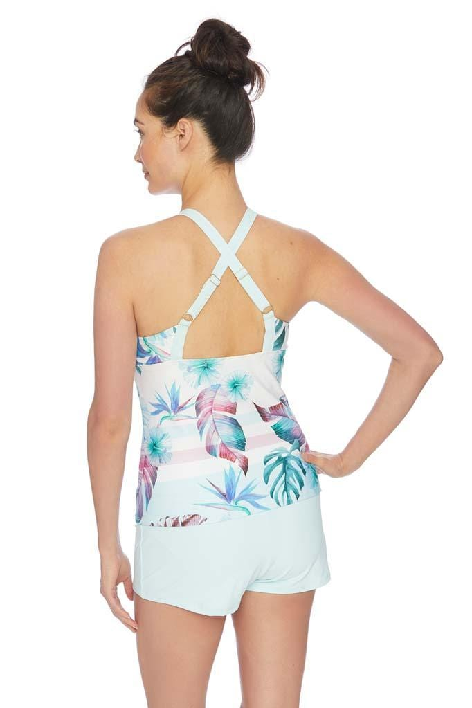Hawaiian Dream Superwoman Tankini Top