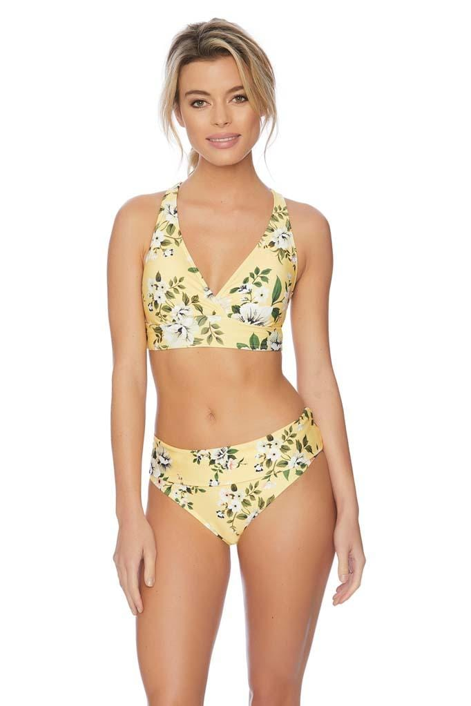 Island In The Sun 28 Min Bikini Top