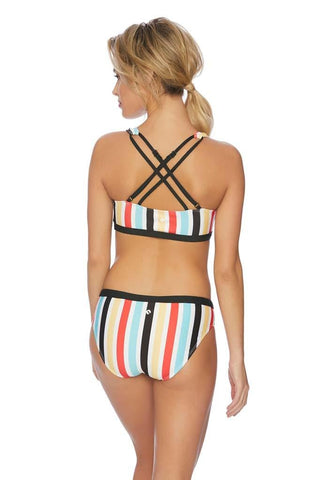 Diamond Head Solids Tab Side Bikini Bottom