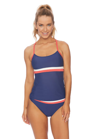 Coral Reef Intention Tankini Top