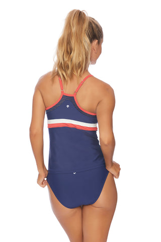Rising Sun Warrior Tankini Top