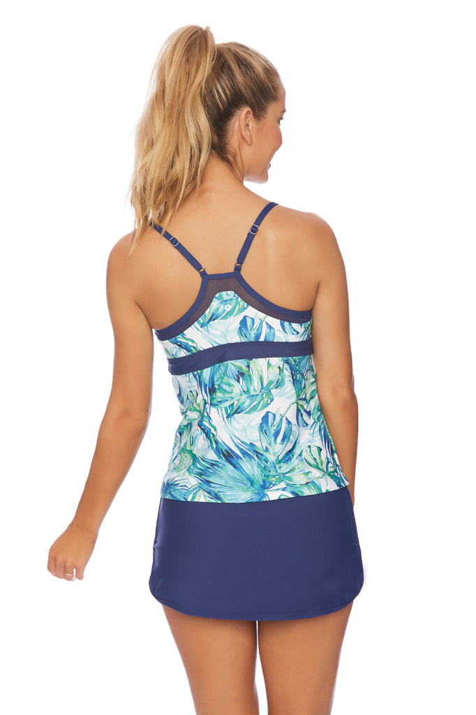 Staycation Intention Tankini Top