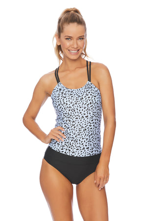 Into the Wild Third Eye 3 Tankini Top