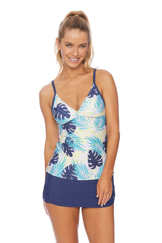 HAMPTON STRIPE ONE PIECE