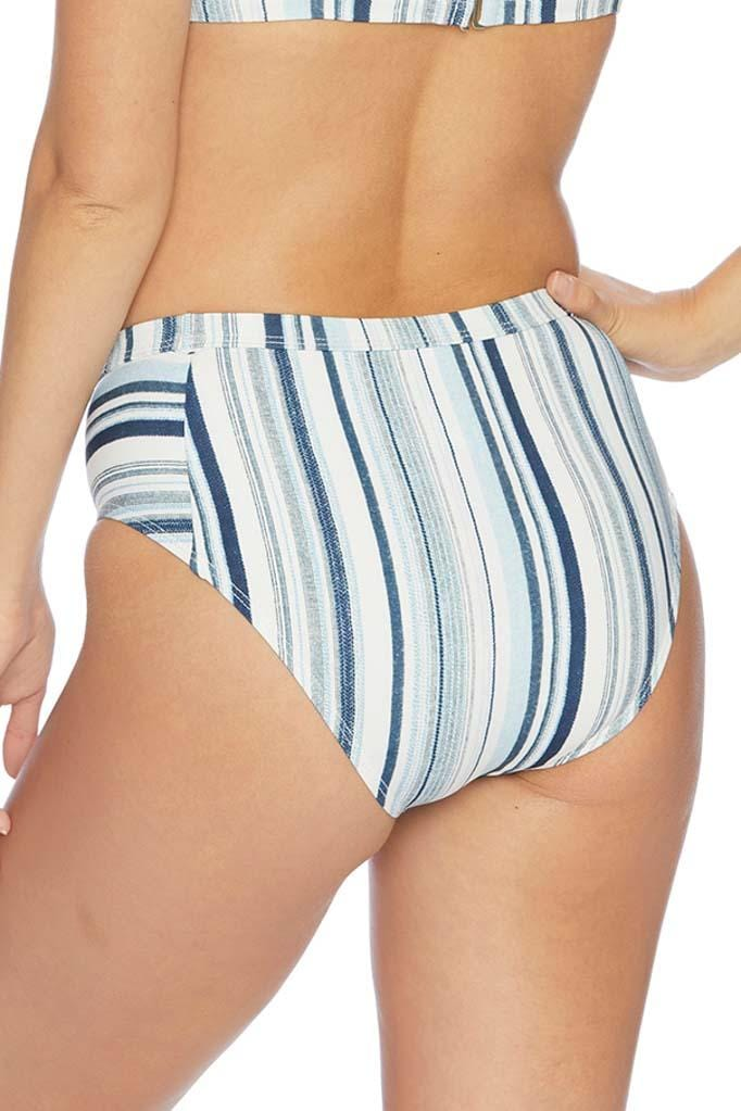 Line Of Sight High Waisted Bikini Bottom