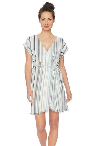Bazaar Beauty Wrap Dress