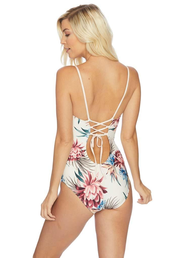 Off Tropic One Piece