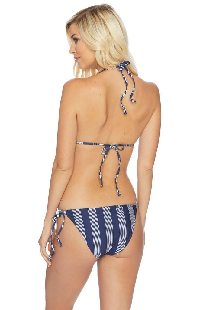 Long Lines Side Tie Bikini Bottom