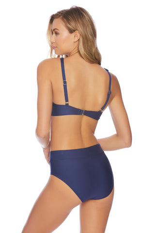 Minimal Fixed Band Bikini Top