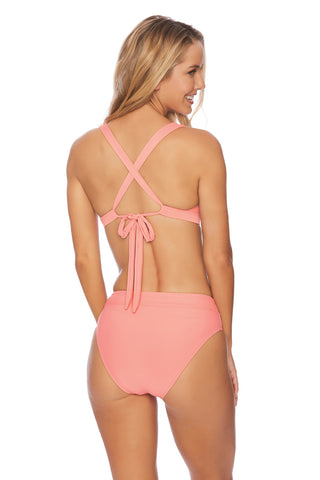 Dolly Knot Bandeau Top